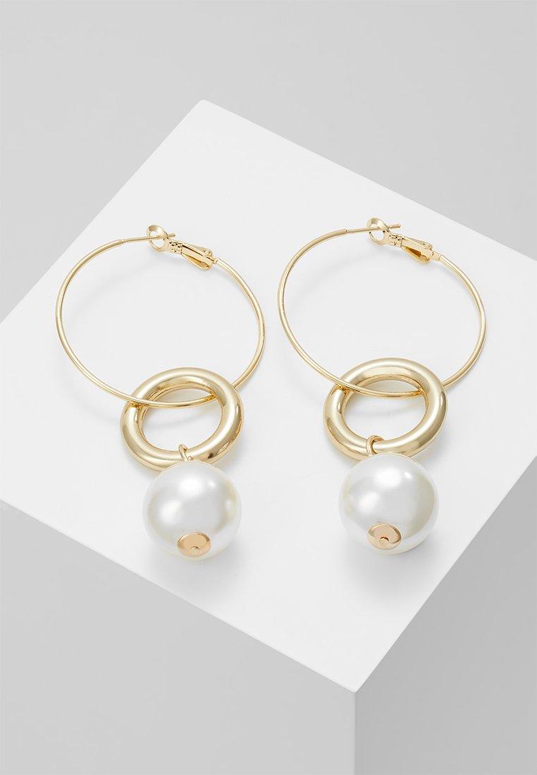 sweet deluxe - FERZANA - Earrings - gold-coloured