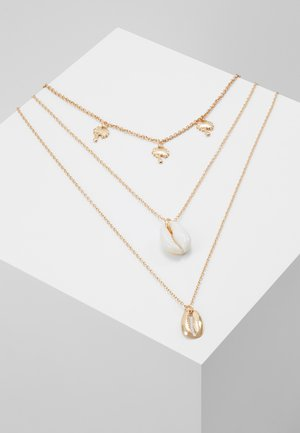 FORTUNA - Necklace - gold-coloured
