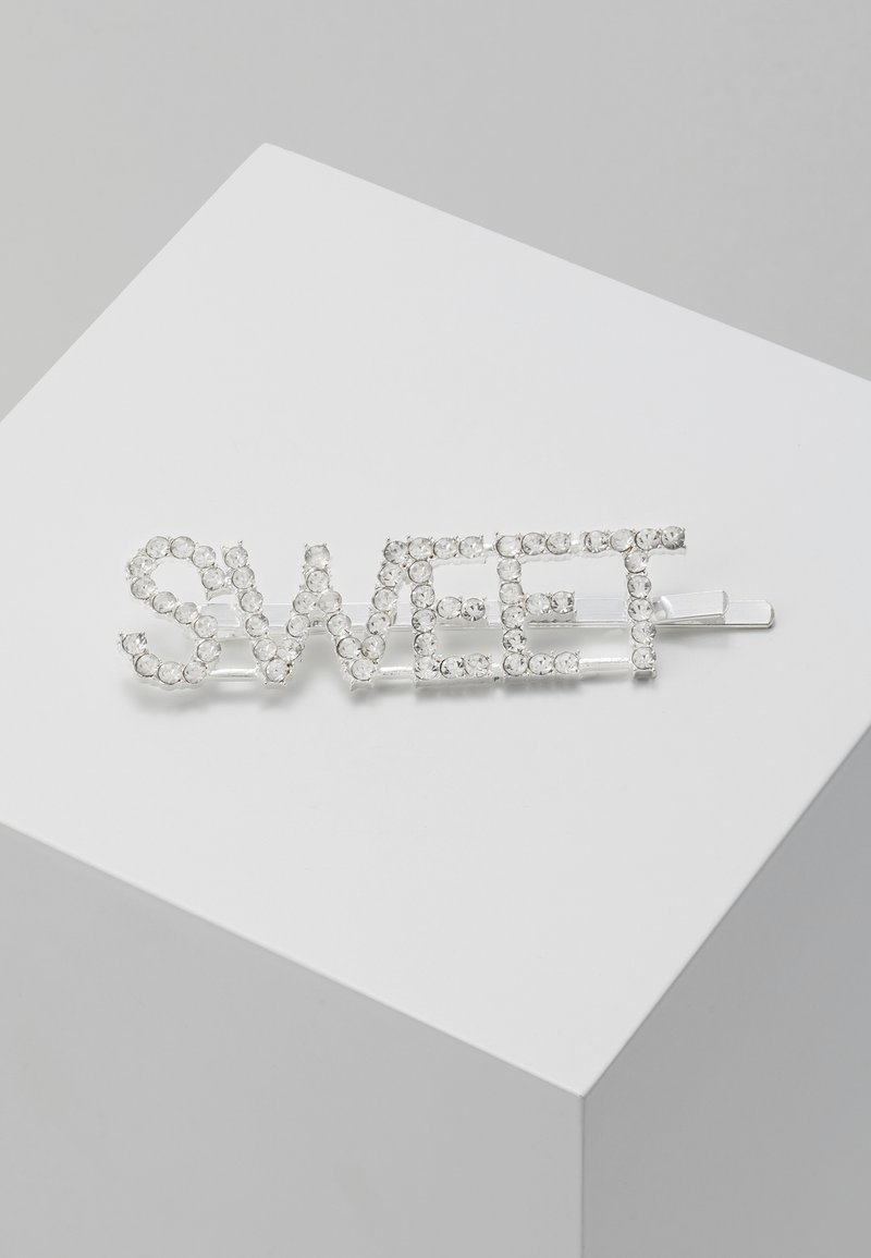sweet deluxe - HAIR ACCESSORY - Hair styling accessory - silber