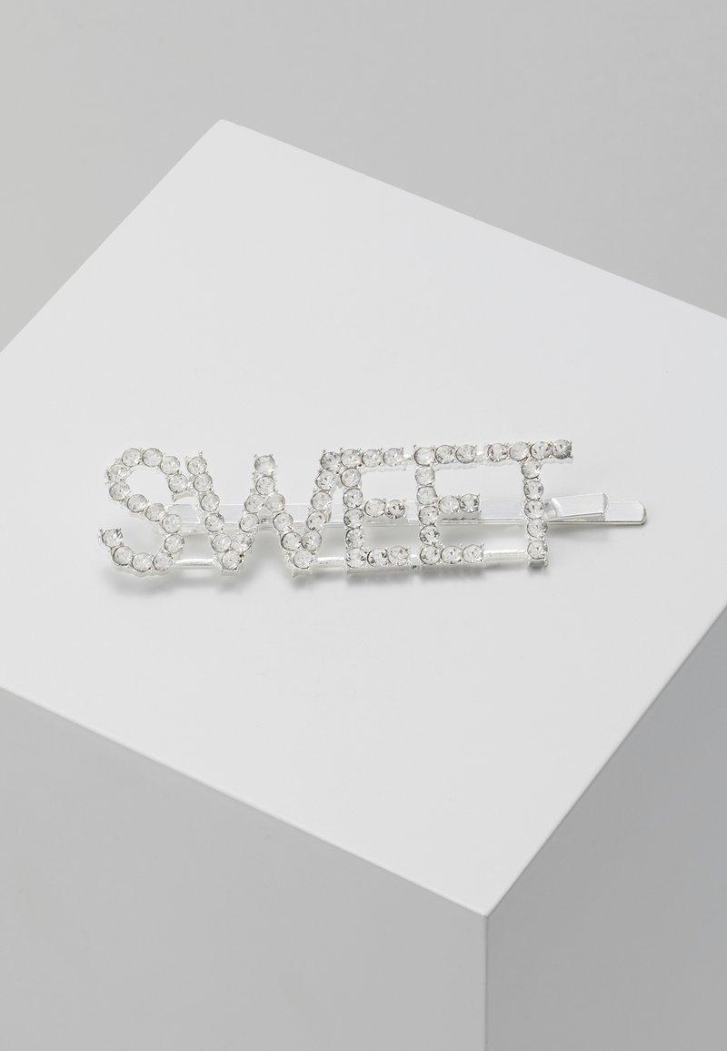 sweet deluxe - HAIR ACCESSORY - Akcesoria do stylizacji włosów - silber