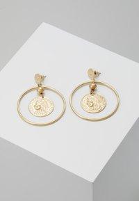 sweet deluxe - Boucles d'oreilles - gold-coloured - 0