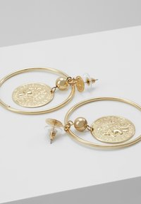 sweet deluxe - Boucles d'oreilles - gold-coloured - 2