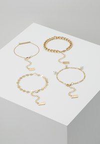 sweet deluxe - SET - Armband - gold-coloured - 2