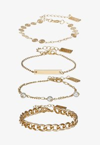 sweet deluxe - SET - Pulsera - gold-coloured - 3