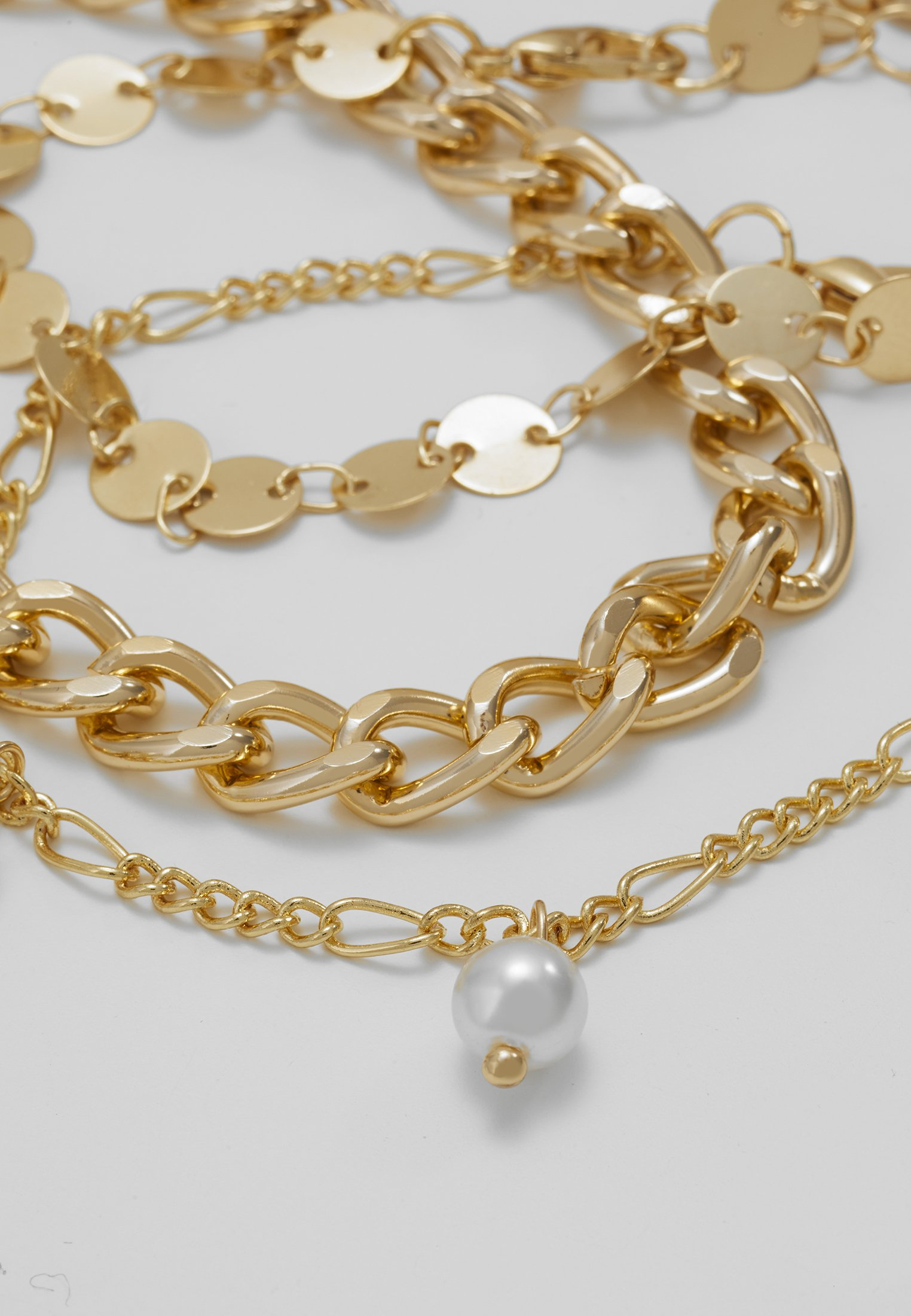 Sweet Deluxe Set - Armbånd Gold-coloured
