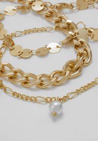 sweet deluxe - SET - Pulsera - gold-coloured - 4