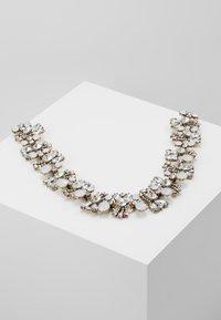 sweet deluxe - EVELYN - Halskæder - silver-coloured/crystal - 0