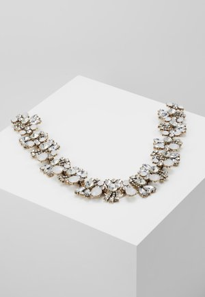 EVELYN - Halsband - silver-coloured/crystal