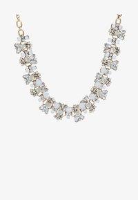 sweet deluxe - EVELYN - Halskæder - silver-coloured/crystal - 3