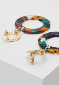 sweet deluxe - ELGA - Earrings - gold-coloured/multi - 3