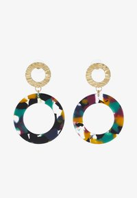 sweet deluxe - ELGA - Earrings - gold-coloured/multi - 2