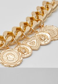 sweet deluxe - Pulsera - gold-coloured - 4