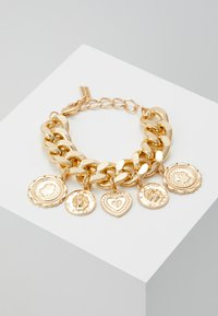 sweet deluxe - Pulsera - gold-coloured - 0