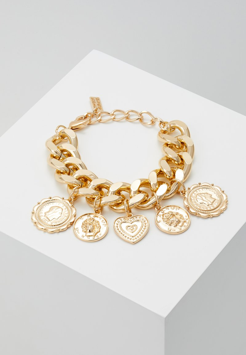 sweet deluxe - Pulsera - gold-coloured