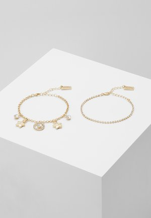 2 PACK - Armbånd - gold-coloured
