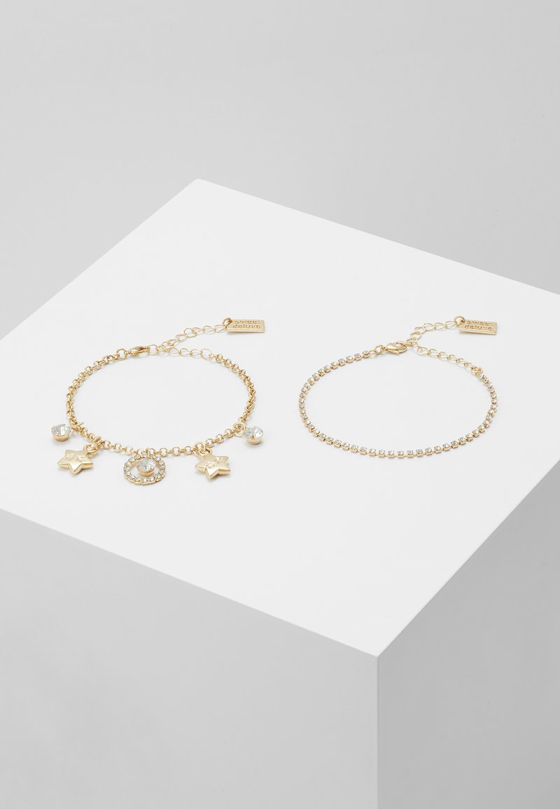 sweet deluxe - 2 PACK - Armband - gold-coloured