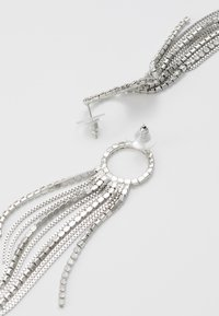 sweet deluxe - OHRHÄNGER - Earrings - silber-coloured - 2