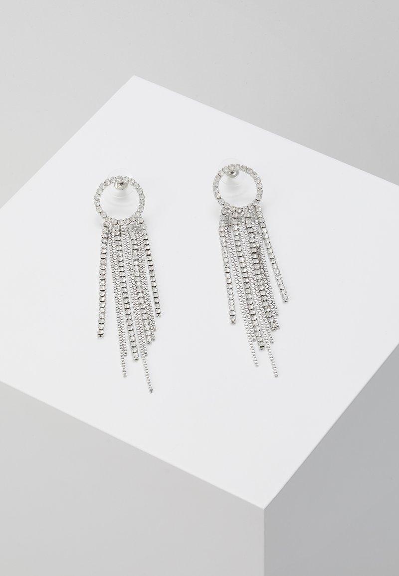 sweet deluxe - OHRHÄNGER - Earrings - silber-coloured