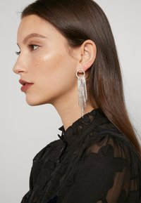 sweet deluxe - OHRHÄNGER - Earrings - silber-coloured - 1