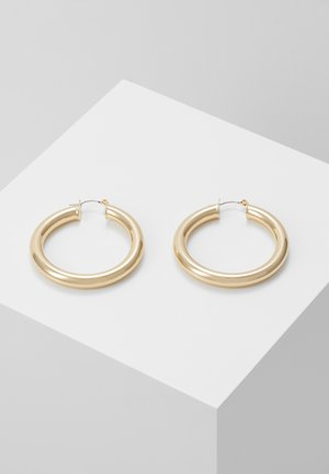 CREOLEN SCHLICHT - Earrings - gold coloured
