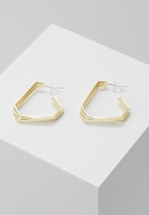 Ohrringe - gold coloured
