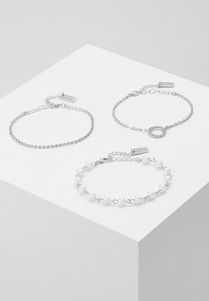 3 PACK - Armband - silber-coloured