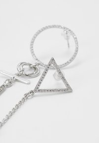 sweet deluxe - Pendientes - silber-coloured/crystal - 2