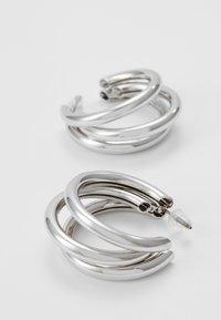 sweet deluxe - Øredobber - silver-coloured - 3