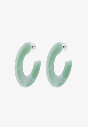 Boucles d'oreilles - emerald