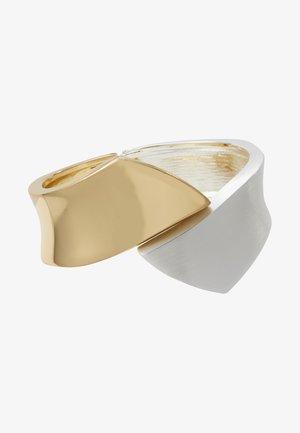 Armband - gold-coloured/silver-coloured