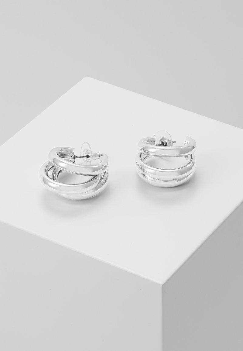 sweet deluxe - Øredobber - silver-coloured