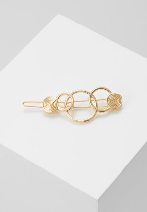 Hair Styling Accessory - gold-coloured