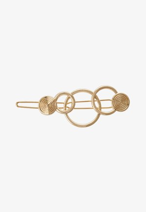 Haar-Styling-Accessoires - gold-coloured