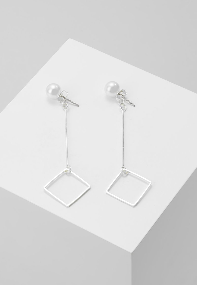 sweet deluxe - TJORVEN - Orecchini - silver-coloured