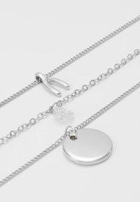 sweet deluxe - KETTE 3 - Náhrdelník - silver-coloured - 2