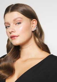 sweet deluxe - Earrings - silver-coloured - 1