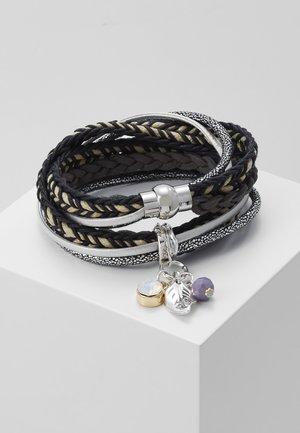 ADEOLA - Bracelet - schwarz/beige