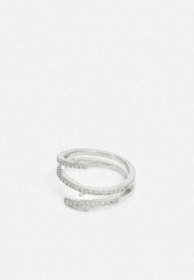 RINGS FOR EVERY FINGER - Bague - silver-coloured