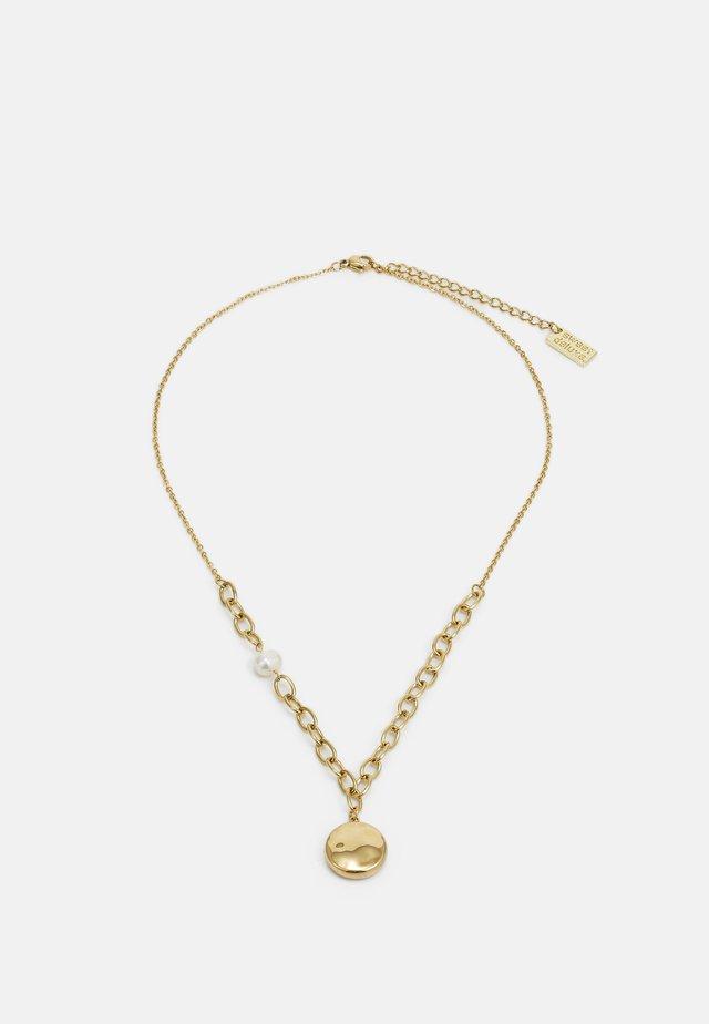 LONG PENDANT NECKLACES - Kaulakoru - gold-coloured