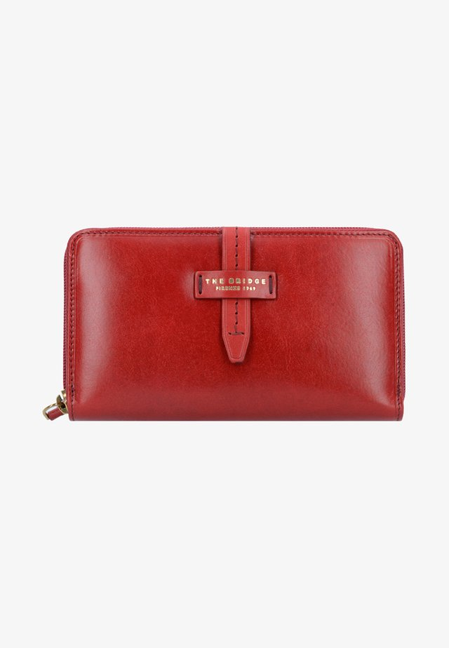 FLORENTIN  - Geldbörse - red