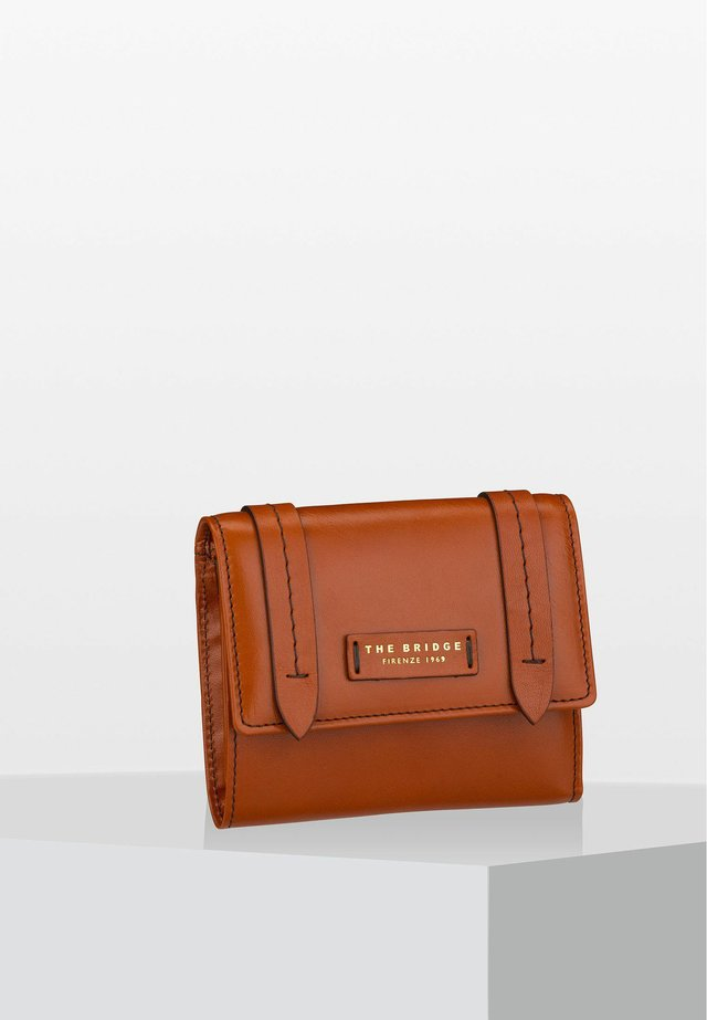 STROZZI - Wallet - amber/gold