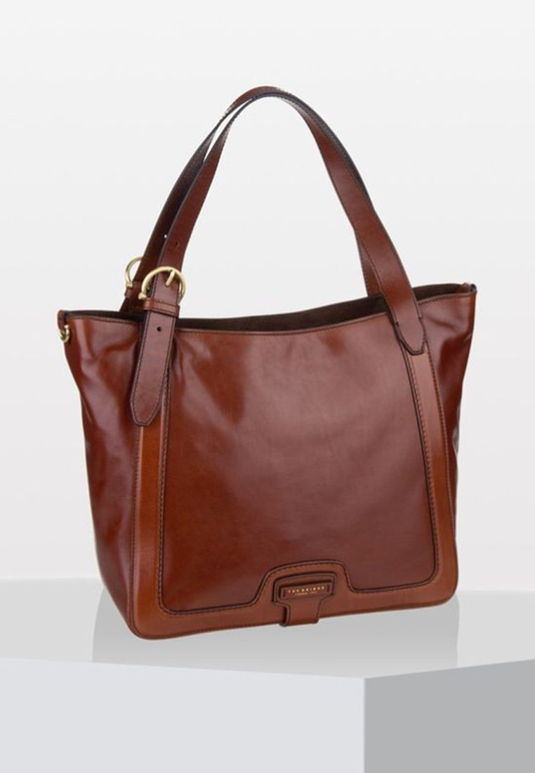 The Bridge - GIGLIO  - Shopping Bag - brown