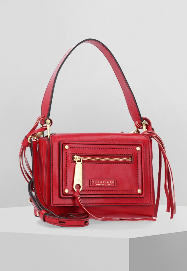 CONSUMA - Handtasche - red