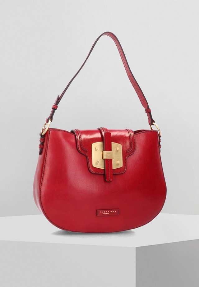 LAMBERTESCA HOBO - Sac à main - red