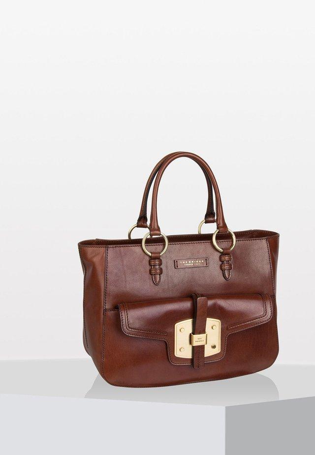 LAMBERTESCA  - Handtasche - brown