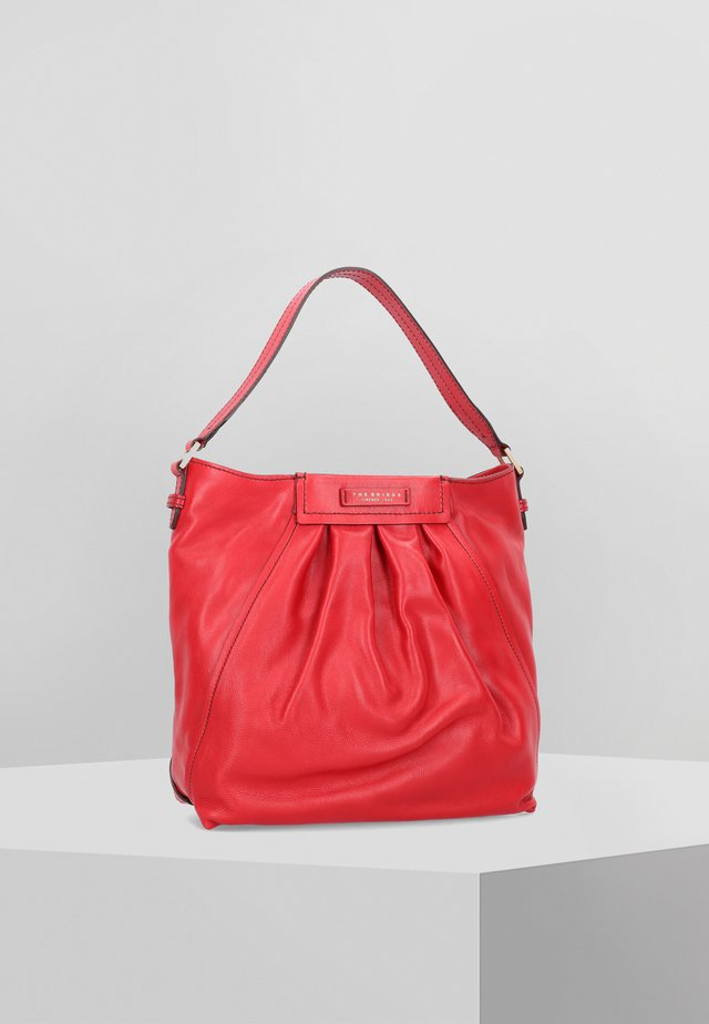 GINORI  - Shopping Bag - red