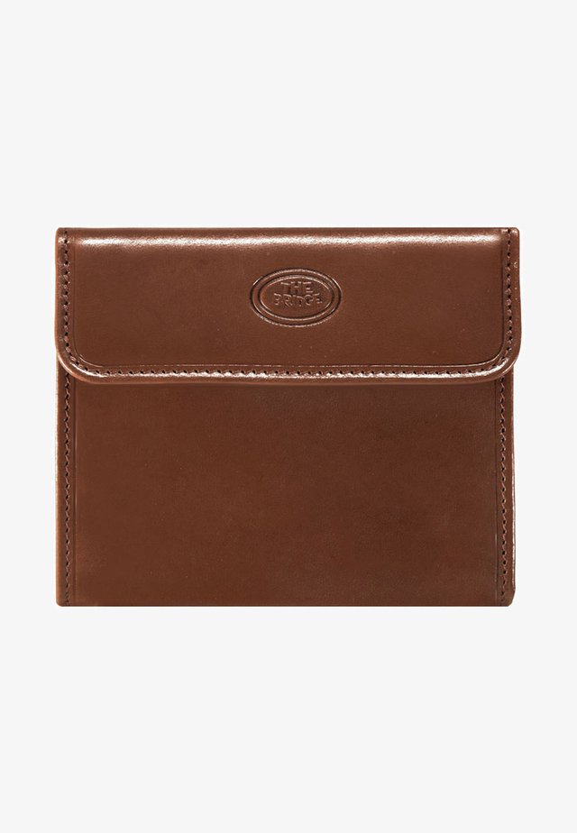 STORY UOMO - Wallet - marrone-braun