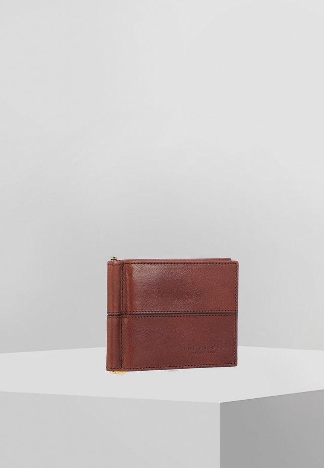VESPUCCI - Wallet - marrone