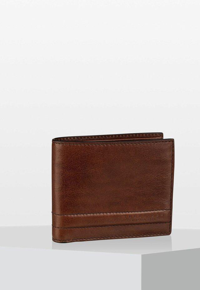 SODERINI - Wallet - brown/gold