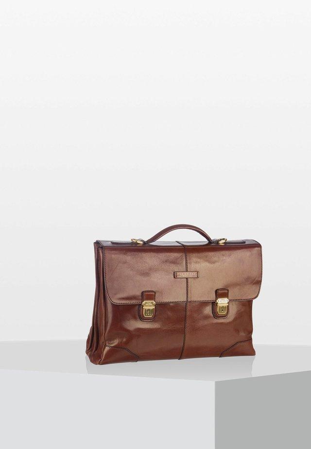 VESPUCCI  - Briefcase - brown